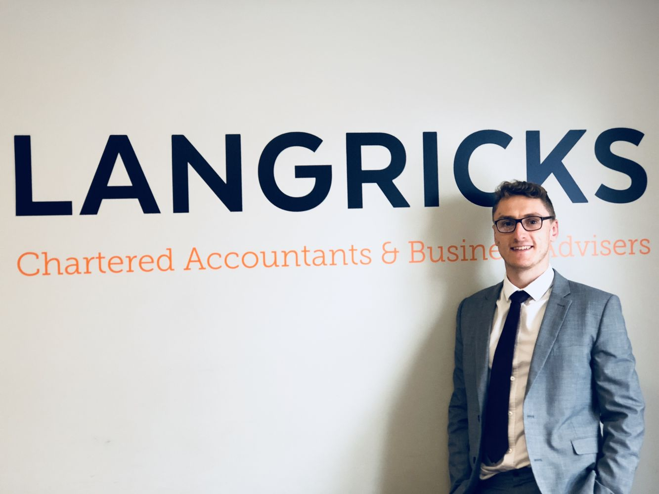 Chris Howells, Assistant Manager, Langricks