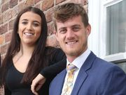 Lizzie and Will at Langricks step up to help Top Table client