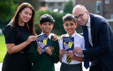 TIMPERLEY PRIMARY SCHOOL JOINS PUSH TO IMPROVE MONEY SKILLS FOR ...