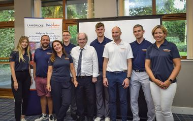GOLF DAY RAISES £2500 TO SUPPORT TEACHING OF MONEY SKILLS IN PRIMARY SCHOOLS
