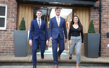 LANGRICKS REAP REWARDS OF INVESTING IN YOUNG TALENT